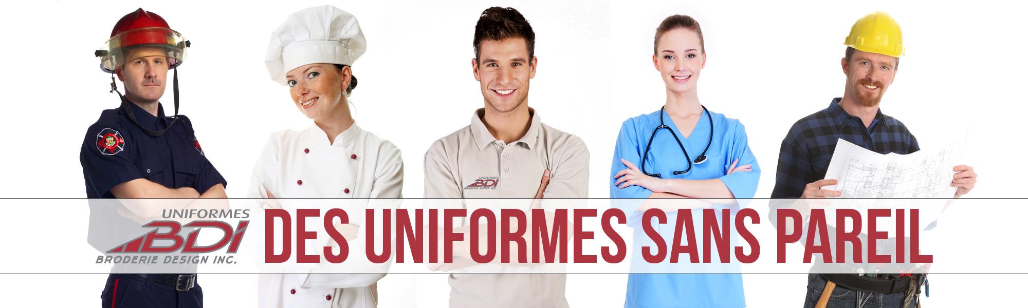uniforme slide